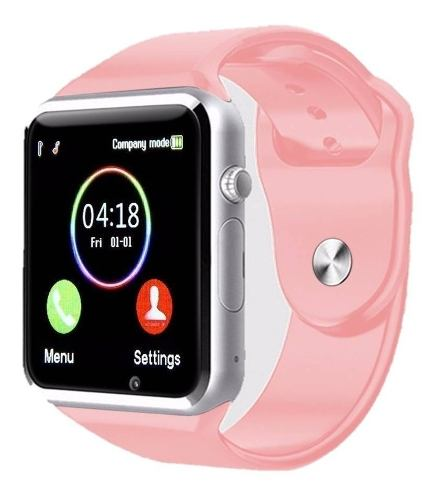 Smart Watch A1 Reloj Inteligente Celular Nuevo Sim Libre Sd