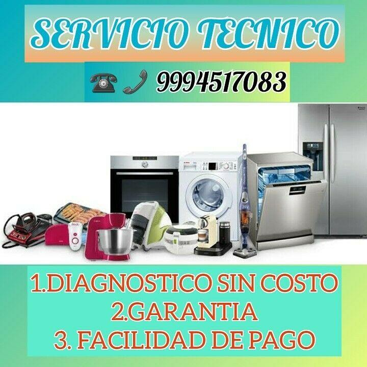 TECNICO EN REPARACION Y MANTENIMIENTO DE ELECTRODOMESTICOS