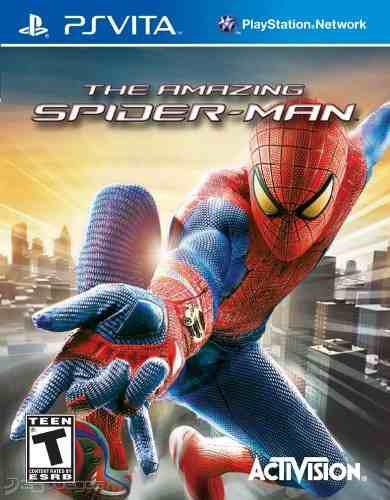 The Amazing Spiderman Psvita Con Caja