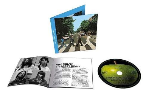 The Beatles Abbey Road 50th Anniversary (1cd)