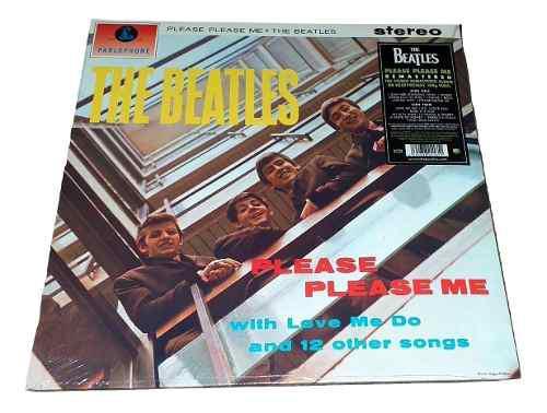 The Beatles - Please Please Me (vinilo, Lp, Vinilo, Vinyl)