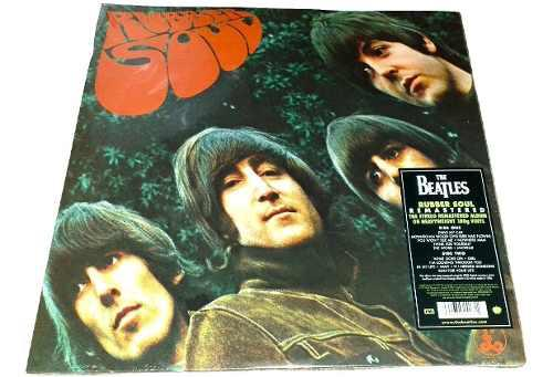 The Beatles - Rubber Soul (vinilo, Lp, Vinil, Vinyl)