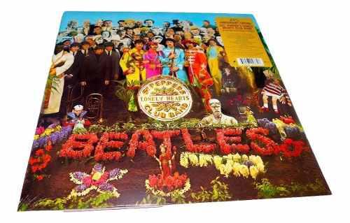 The Beatles Sgt. Pepper's Lonely Hearts (lp, Vinil, Vinyl)