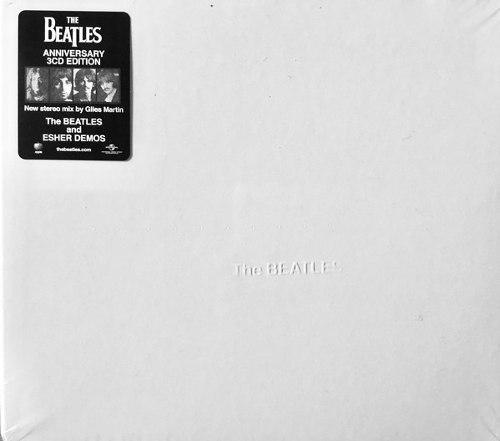 The Beatles The Beatles White Album Esher Demos 3cd's