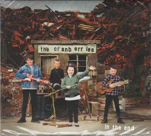 The Cranberries In The End Cd Nuevo Importado