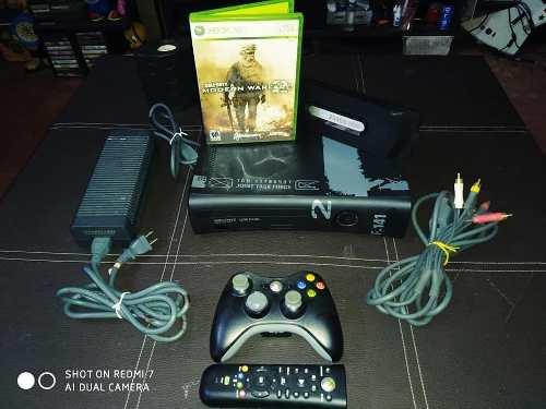 Xbox 360 Edicion Call Of Duty Modern Warfare gb De Dd