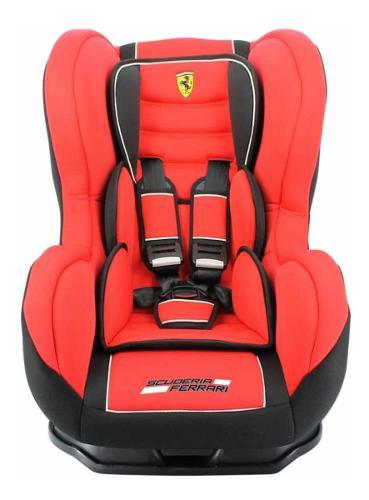 Autoasiento Silla Para Bebé, Ferrari Rojo Padrísima.