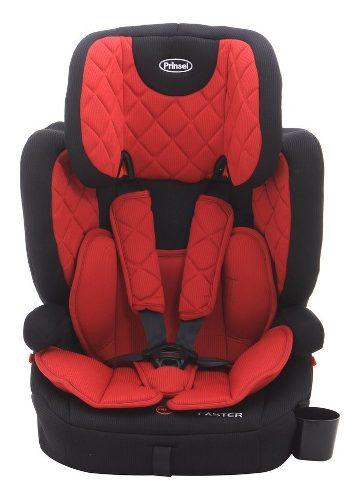 Booster Silla Para Carro Para Bebe Prinsel Faster Autoasient