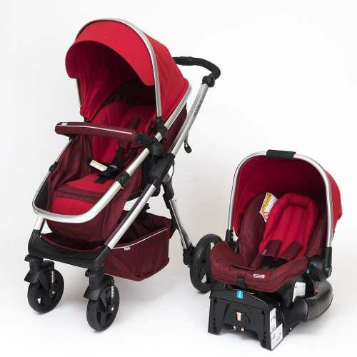 Carriola De Bebe Prinsel Moon Ts Bambineto Base Para Carro