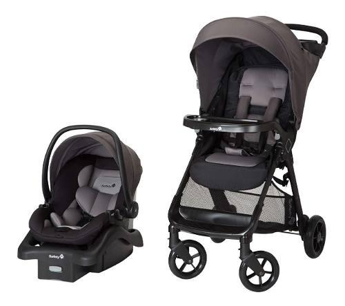 Carriola Para Bebe Safety 1st Smooth Ride Con Porta Bebe