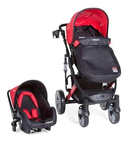 Carriola Quest Roja Para Bebé Prinsel Nuevo