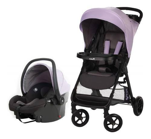 Carriola Safety Smooth Ride Reclinable Portabebe Base Carro