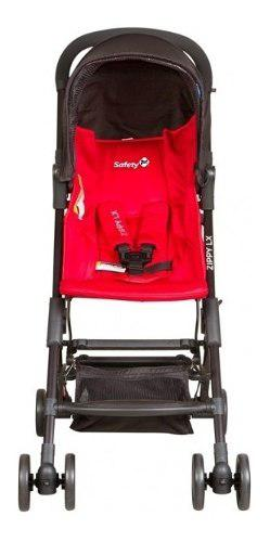 Carriola Ultracompacta Safety 1st Zippy Lx Roja