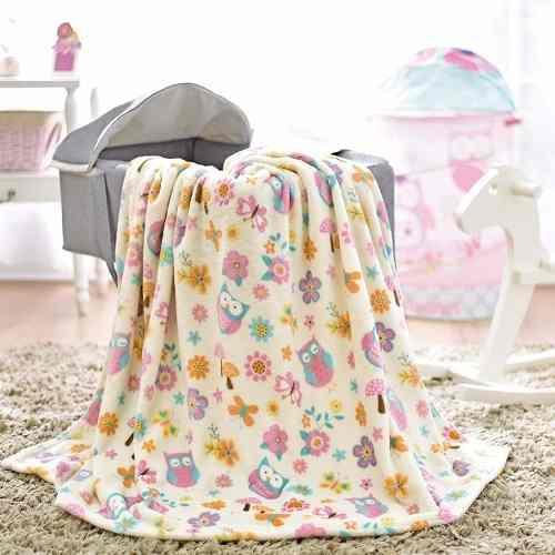 Cobertor Ligero Bebe Carriola Spring Vianney