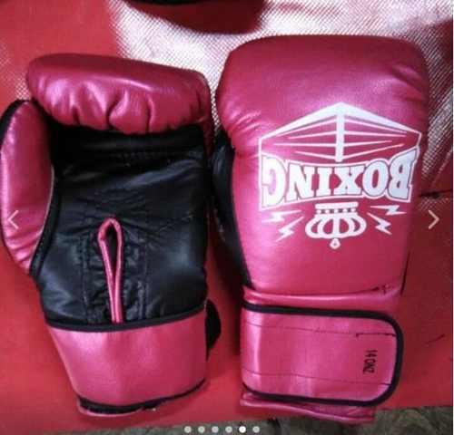 Guante De Velcro Box,kickboxing, Muay Thai, Envio Gratis