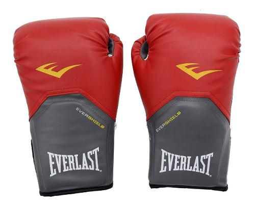 Guantes Box Everlast Pro Style Elite 12 14 Y 16 Oz Fpx