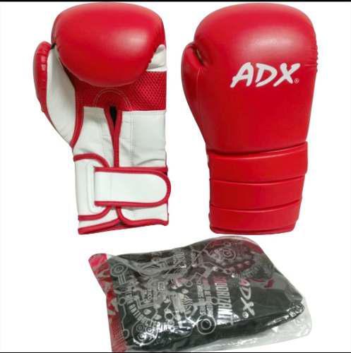 Guantes De Box Adx Vinil Training Con Desodorizante