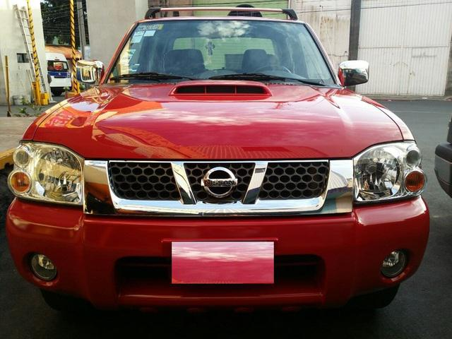 Nissan Frontier auto en Venta