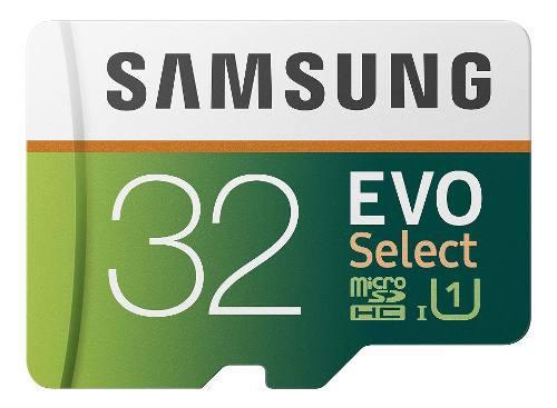 Samsung - Tarjeta De Memoria Microsdhc Evo Select (32 Gb, 95