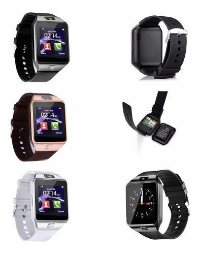 Smartwatch Reloj Inteligente Celular Tarjeta Sim Memoria Sd