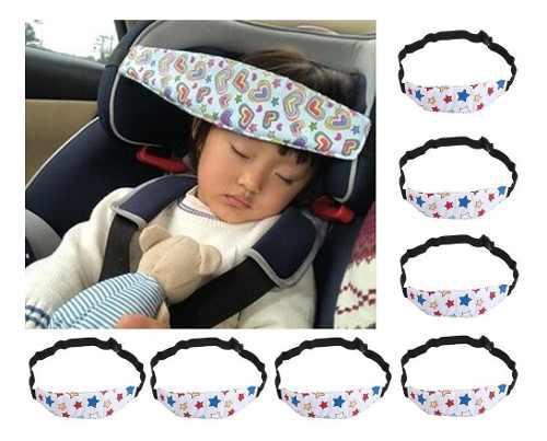 Soporte De Cabeza Y Cuello Para Silla De Bebe Protección