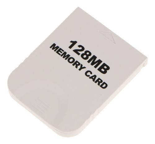 Tarjeta De Memoria 128mb Para Nintendo Consola Wii Como En