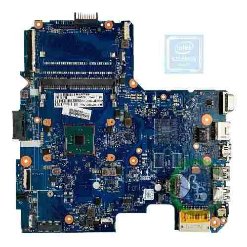Tarjeta Madre Hp 240 G4 14-ac101la 14-ac  Intel
