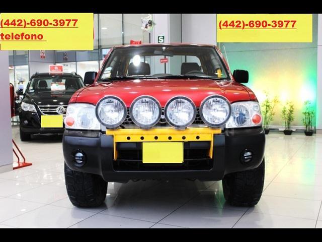 Vendo Nissan Frontier 4x4