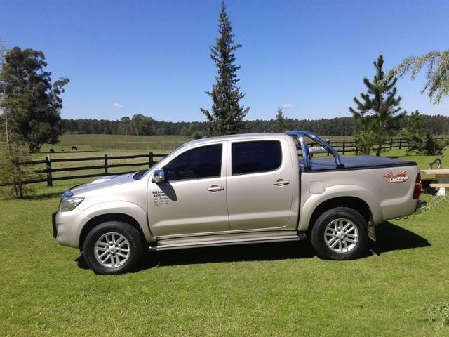 Venta de coches Toyota Hilux