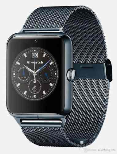 Z60 Smartwatch Reloj Inteligente Bluetooth Sim Android Ios