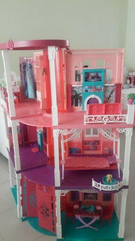 Barbie Casita de los Sueños de Barbie