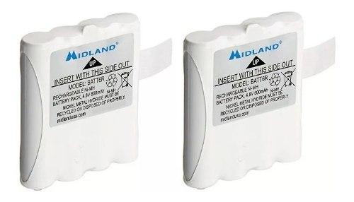 Baterias Recargables, Midland Avp8