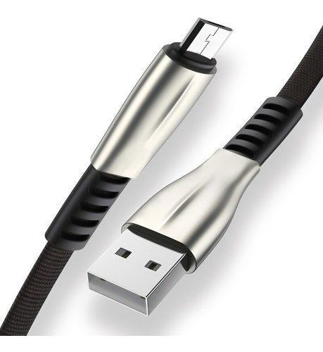 Cable Micro Usb 3a Para Samsung Xiaomi Sony Htc Lg