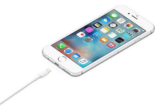 Cable Usb Lightning Apple Original Carga iPhone iPad iPod 1m