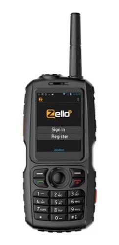 Celular Radio A18 Walkie Talkie Ptt Zello Uhf Android,global