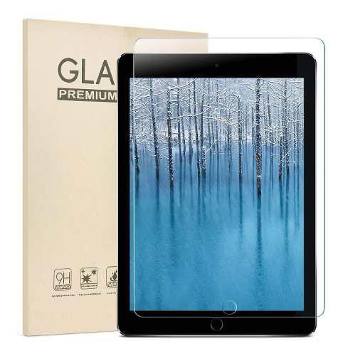 Finyosee Protector De Pantalla Para iPad 10.2, Cristal Templ