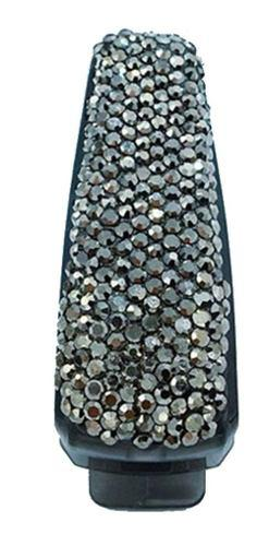 Gafas De Coche Negras Clip Con Incrustaciones Creativas Gafa