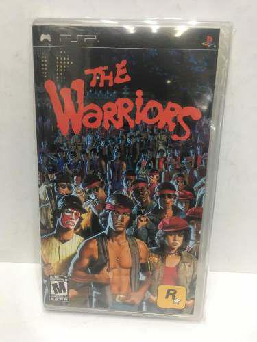 Juego Psp The Warriors