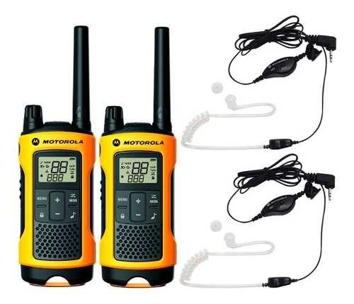 Kit Radios Motorola Manos Libres 56km* 35mi Micro Usb T400mc