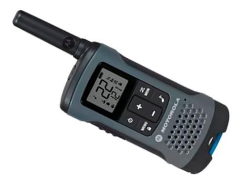 Motorola T200 Equipo De Radio Frecuencia 32km 22canales