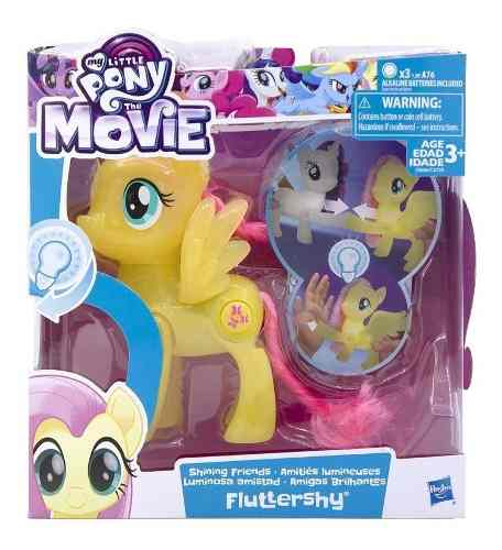 My Little Pony Luminosa Amistad Fluttershy Hasbro