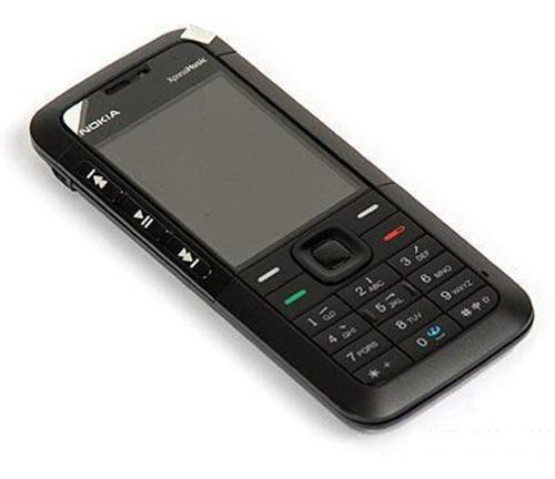 Nokia 5310xm Xpressmusic Reproductor De Mp3 Java Desbloquead