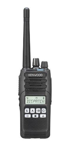 Nuevo Radio Kenwood Digital Nxnk5 Excelente Equipo Seg