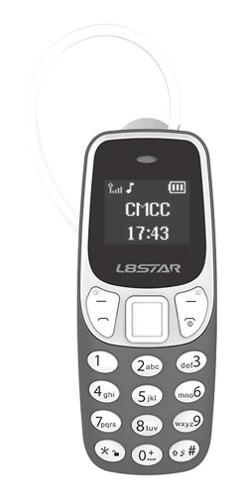 P075 Bm90 Teléfono Mini Teléfono Móvil Auriculares