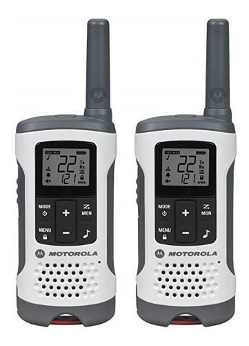 Par De Radios Motorola T Canales Alcance De 40 Km