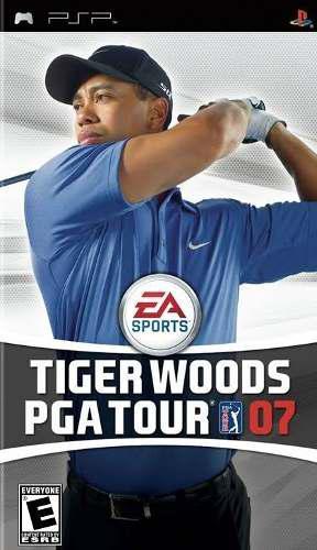 Psp - Tiger Woods Pga Tour 07 - Juego Fisico (mercado Pago)