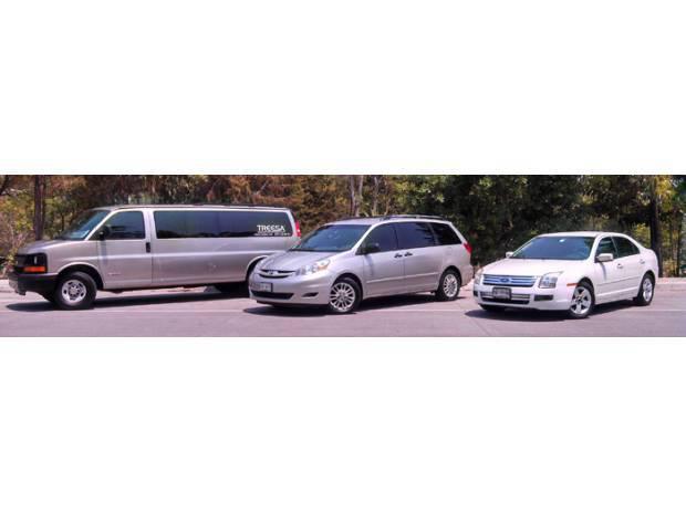 Renta de Camionetas y Autos con chofer