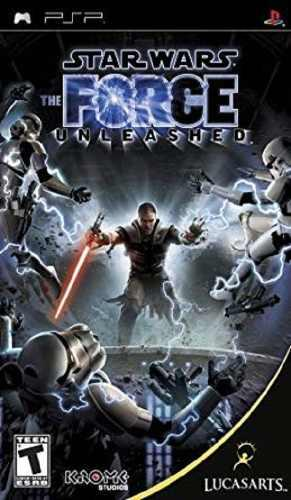 Star Wars The Force Unleashed Juego Psp, Android, Pc