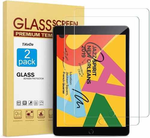 Tikeda - Protector De Pantalla Para iPad 10.2/iPad 7.ª