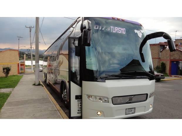 renta de autobús de turismo